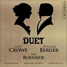 Lucy Crowe & William Berger - Duet, CD