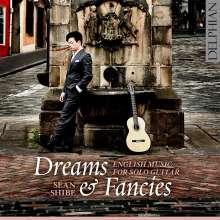 Sean Shibe - Dreams & Fancies, CD