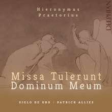Hieronymus Praetorius (1560-1629): Missa Tulerunt Dominum meum, CD