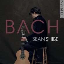 Johann Sebastian Bach (1685-1750): Gitarrenwerke BWV 996-998, CD