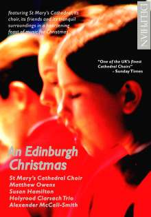 St.Mary's Cathedral Choir - An Edinburgh Christmas, DVD