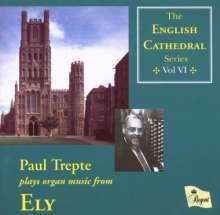 The English Cathedral Series Vol.6, CD
