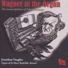 Jonathan Vaughn - Wagner at the Organ, CD