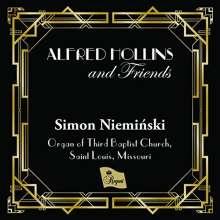 Simon Nieminski - Alfred Hollins and Friends, CD