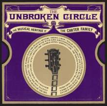 Unbroken Circle (The Musical Heritage Of The Carter Family), 2 LPs
