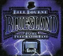 Bill Bourne: Bluesland, CD