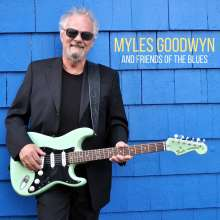 Myles Goodwyn: Myles And Friends Of The Blues, LP