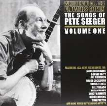 Pete Seeger: Where Have All The Flowers Gone? - The Songs Of Pete Seeger Vol.1 (Limited-Edition), 2 LPs