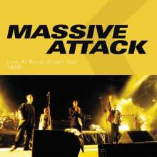 Massive Attack: Live At The Royal Albert Hall 1998, 2 LPs