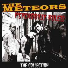 The Meteors: Psychobilly Rules ! The Collection, 2 LPs