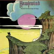 Hawkwind: Warrior On The Edge Of Time, LP