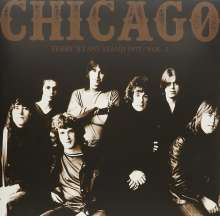 Chicago: Terry's Last Stand 1977 Vol. 1 (Limited Edition) (Clear Vinyl), 2 LPs
