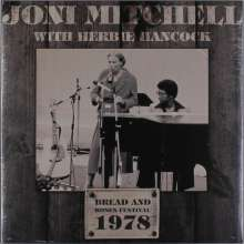 Joni Mitchell: Bread And Roses Festival 1978, LP