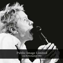 Public Image Limited (P.I.L.): Live At Rockpalast 1983 (Limited-Edition) (Grey Vinyl), 2 LPs