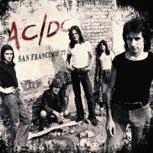 AC/DC: San Francisco '77, 2 LPs