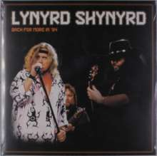 Lynyrd Skynyrd: Back For More In '94, 2 LPs