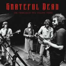 Grateful Dead: San Francisco 1976 Volume Three, 2 LPs