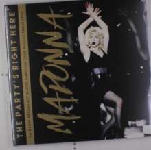 Madonna: The Party's Right Here, 2 LPs