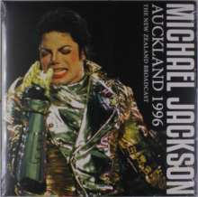 Michael Jackson: Auckland 1996 - The New Zealand Broadcast, 2 LPs