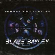 Blaze Bayley: Endure And Survive, CD