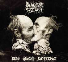 Pungent Stench: Been Caught Buttering (Limited-Edition) (Grey Vinyl), LP