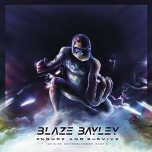 Blaze Bayley: Endure & Survive (Infinite Entanglement Part II), 2 LPs