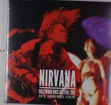 Nirvana: Hollywood Rock Festival 1993, 2 LPs