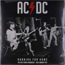 AC/DC: Running For Home (Limited-Edition) (Yellow Translucent Vinyl), 2 LPs