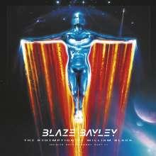 Blaze Bayley: The Redemption Of William Black, 2 LPs