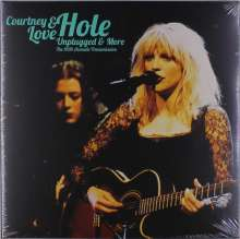 Courtney Love & Hole: Unplugged & More: The 1995 Acoustic Transmission (Deluxe Edition), 2 LPs
