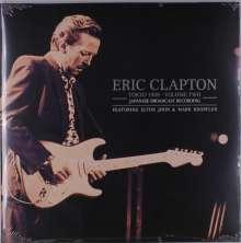 Eric Clapton: Tokyo 1988 Vol.2, 2 LPs