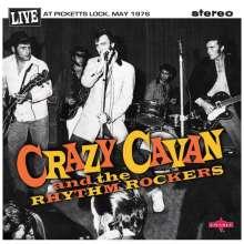 "Crazy Cavan: Live At Picketts Lock, May 1976 (remastered), 2 Singles 10"""