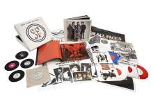 """Small Faces: Here Come The Nice: The Immediate Years Box-Set 1967 - 1969, 4 CDs und 4 Singles 7"""""""