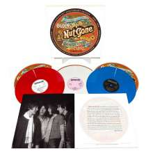 Small Faces: Ogdens' Nut Gone Flake (remastered) (180g) (50th Anniversary Limited Edition) (Red & White & Blue Vinyl), 3 LPs
