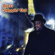 Big G: Steppin Out, CD