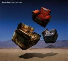Gentle Giant: Three Piece Suite (5.1 & 2.0 Steven Wilson Mix), 1 CD und 1 Blu-ray Audio