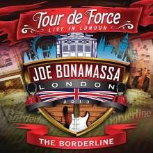 Joe Bonamassa: Tour De Force: Borderline 2013, Blu-ray Disc