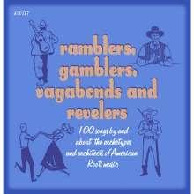 Ramblers, Gamblers, Vagabonds & Revelers, 4 CDs
