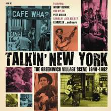 Talkin' New York, 4 CDs