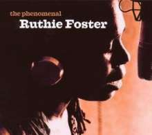 Ruthie Foster: The Phenomenal Ruthie Foster, CD