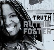 Ruthie Foster: The Truth According To Ruthie Foster, CD