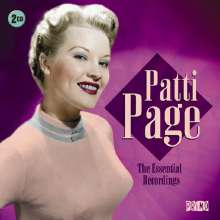 Patti Page: The Essential Recordings, 2 CDs