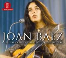 Joan Baez: Absolutely Essential, 3 CDs