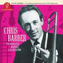 Chris Barber (geb. 1930): Absolutely Essential, 3 CDs