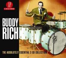 Buddy Rich (1917-1987): Absolutely Essential, 3 CDs