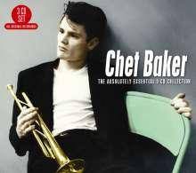 Chet Baker (1929-1988): Absolutely Essential, 3 CDs