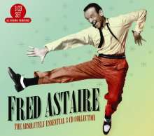 Fred Astaire: Absolutely Essential, 3 CDs