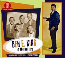Ben E. King: The Absolutely Essential 3 CD Collection, 3 CDs