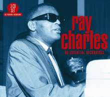 Ray Charles: 60 Essential Recordings, 3 CDs