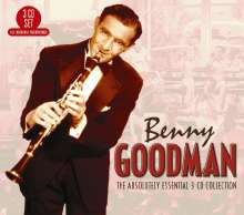 Benny Goodman (1909-1986): Absolutely Essential, 3 CDs